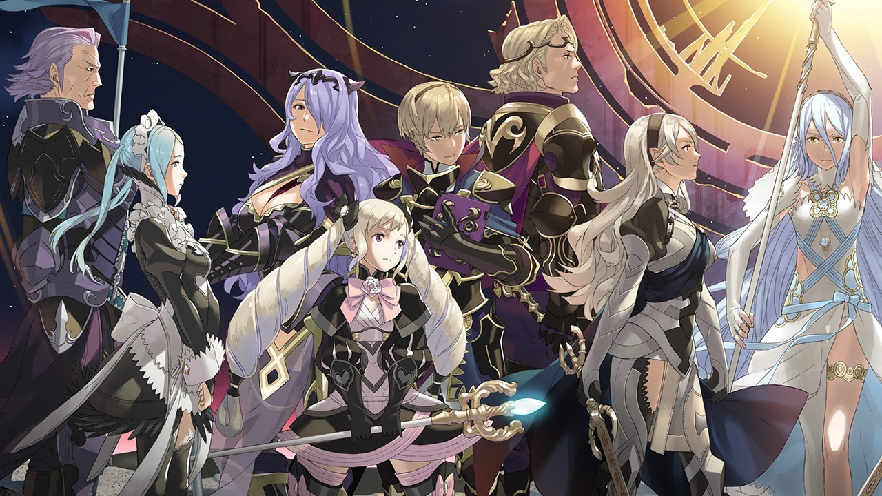 Library Days 008 Fire Emblem Fates Revelations And The Greed Of